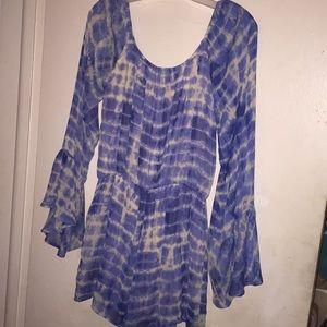 Size Medium short jumper outfit